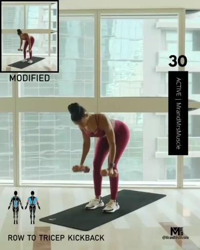 Workout at home for women's