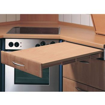 Hafele Rapid Pull Out Tables Cocinas Integrales Cocinas Organizacion