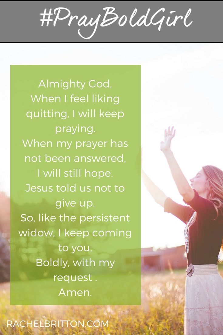 God Hears Your Prayer  Christian Encouragement And Group
