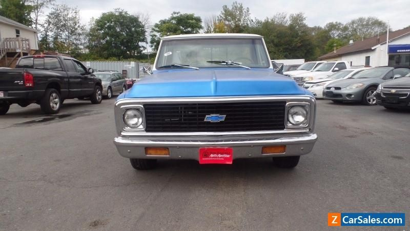 1971 Chevrolet C 10 Chevrolet C10 Forsale Unitedstates