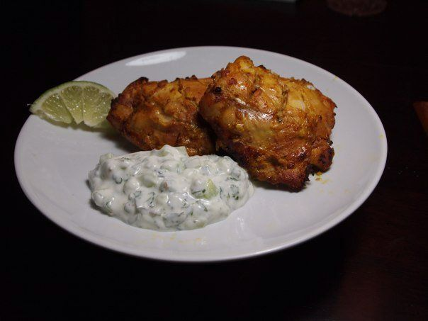 Tandoori Chicken Simon Majumdar Food Pinterest Chicken