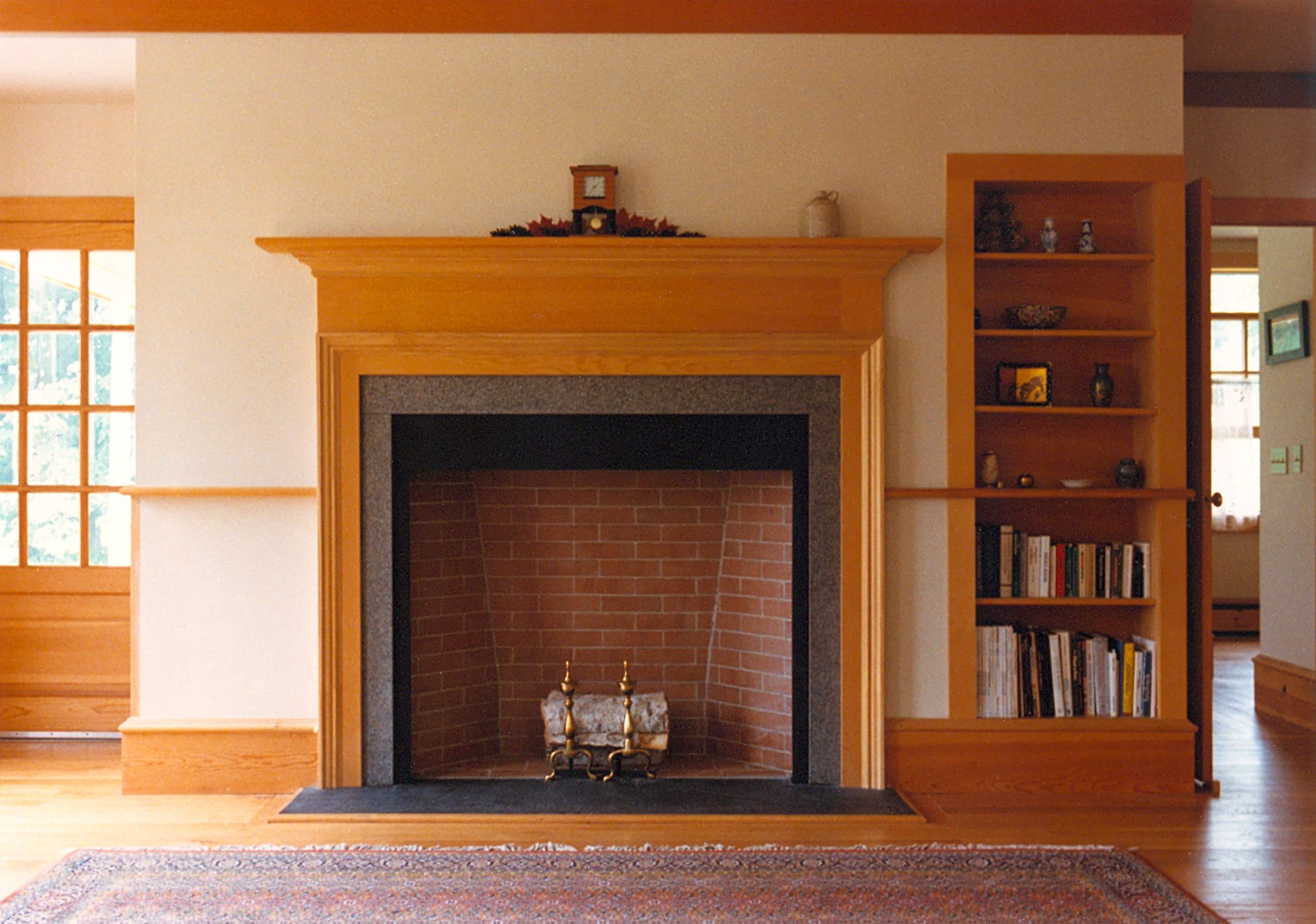 Rumford Fireplace Perfect The Heat Goes Into The Room
