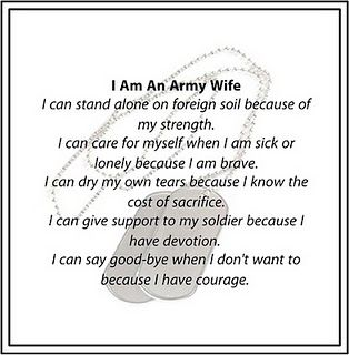 Army Wife Funny Quotes: top 2 quotes about Army Wife Funny ...