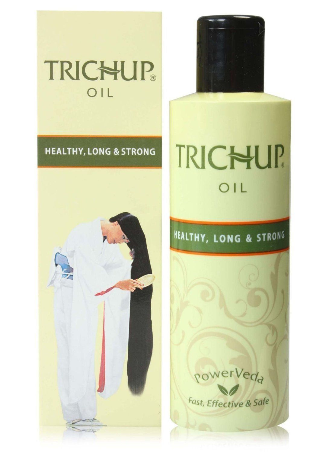 Trichup oil For Healthy ,Long Strong Hair 200ml *** This