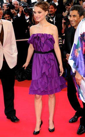 Frilly Frock: Natalie Portman's Best Looks