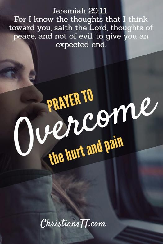 how to overcome love pain