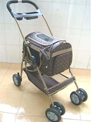 Essential Pet Designer 2 in 1 Pet Dog Cat Carrier Travel