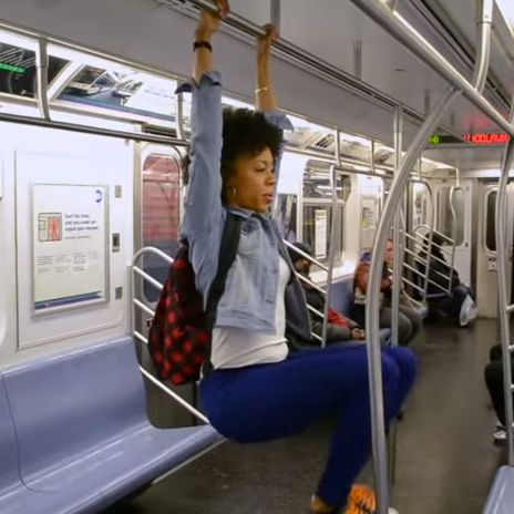 No gym? No problem. Certified trainer and fitness fanatic Andia Winslow proves you can get fit just about anywhere. Her video, which recently went viral, features exercises performed in a New York