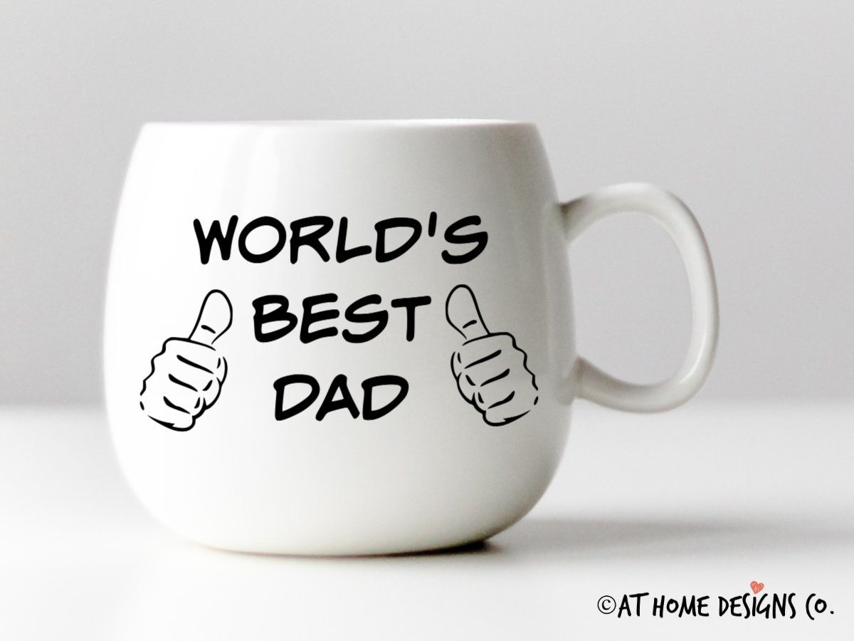 Free Even if you're shopping for grandpa or uncle joe, our selection of father's day mugs are perfect for them, too! World S Best Dad Svg Father S Day Svg Dad Svg Etsy Fathers Day Mugs Worlds Best Dad Gifts In A Mug SVG, PNG, EPS, DXF File