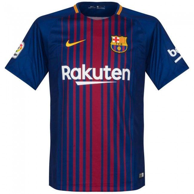 Camiseta del Barcelona 2017-2018 Local  barcelona  fashion  footwear  fútbol   camiseta cdae61ef78300