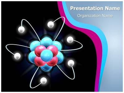 Atom Particles Powerpoint Template is one of the best PowerPoint - Science Powerpoint Template