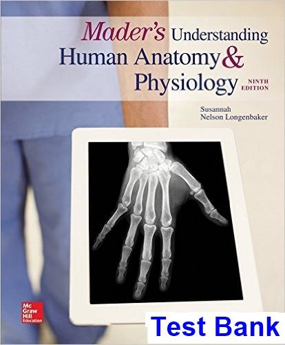 Maders Understanding Human Anatomy and Physiology 9th Edition ...