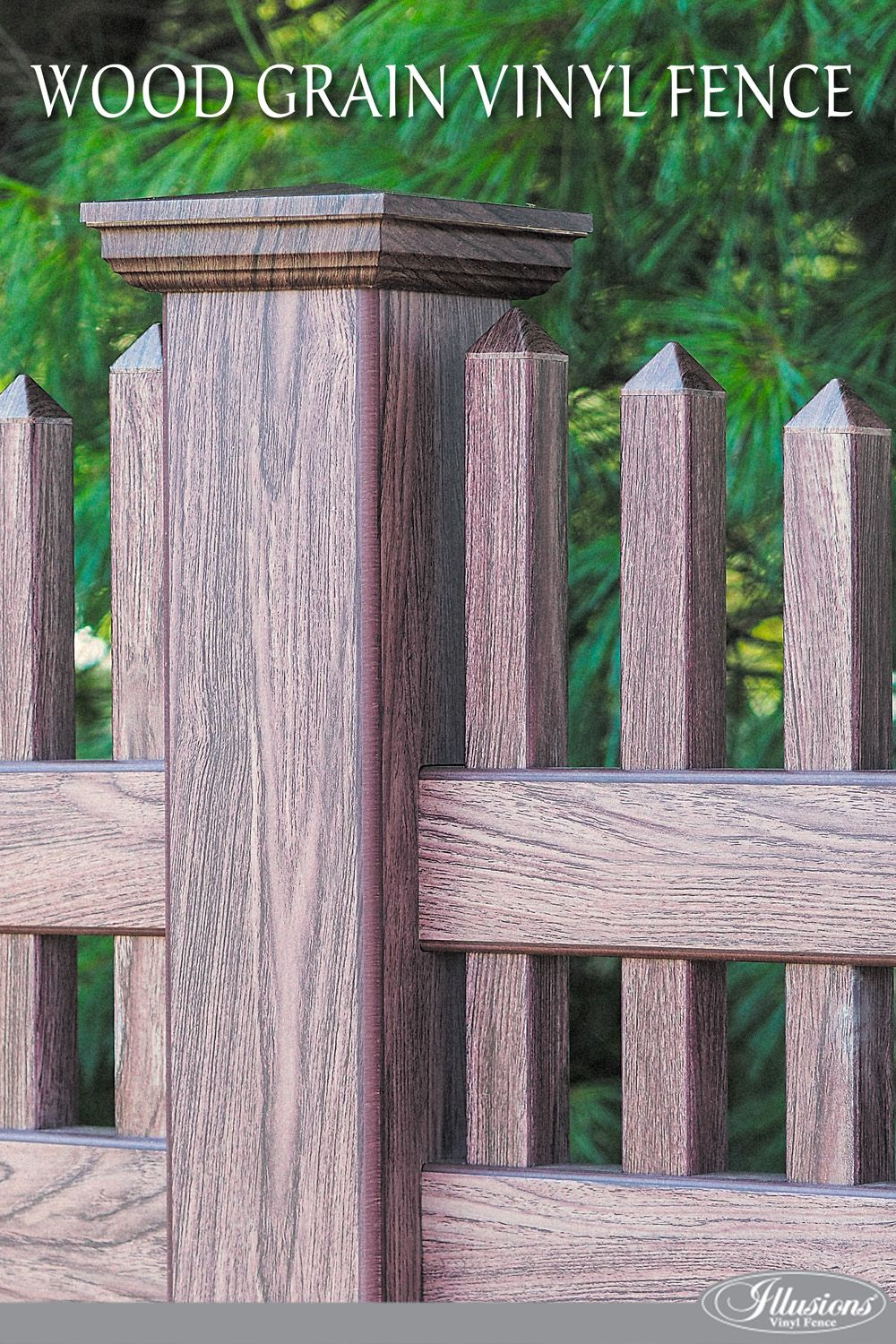 So You Re Looking For A Fence You Like Wood But Don T