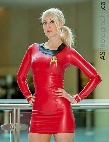 Interesting Star trek cosplay sexy consider