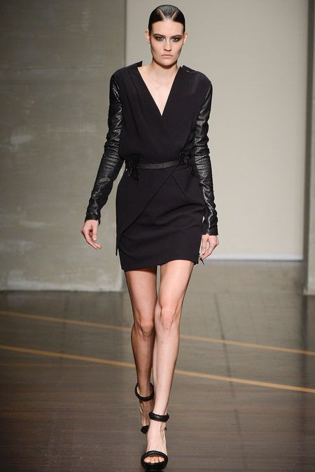 Gianfranco Ferré Spring 2013 Ready-to-Wear Collection Slideshow on Style.com