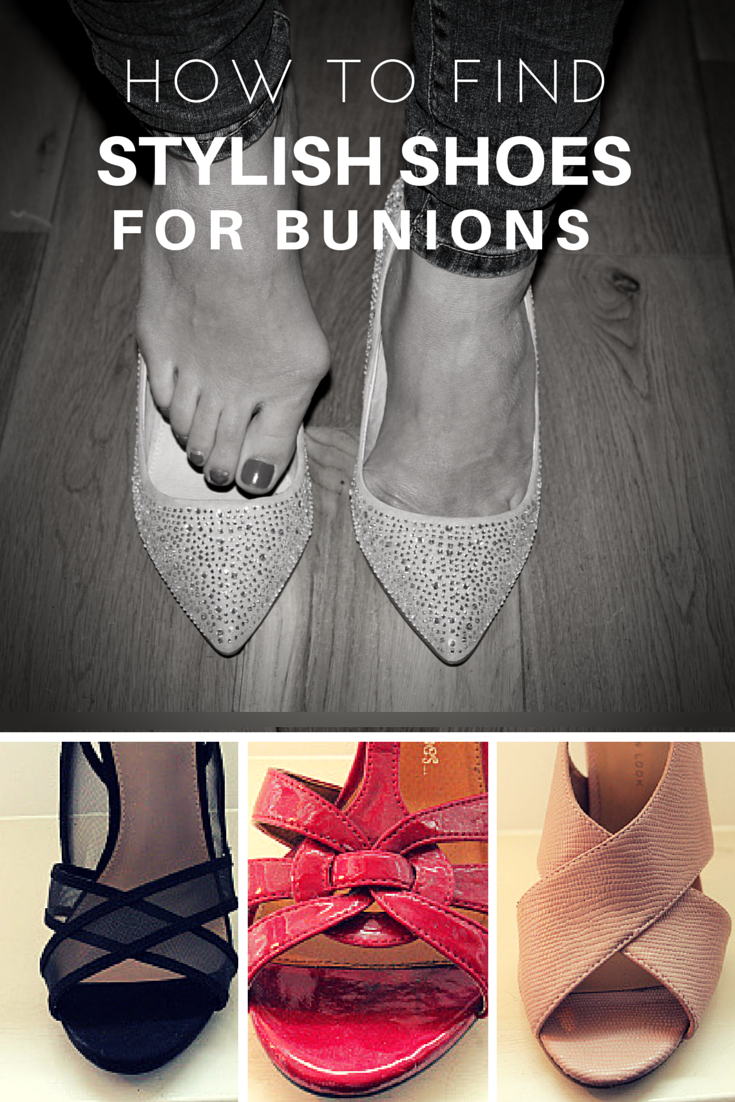 How To Find Stylish Shoes For Bunions Shoes Shoes