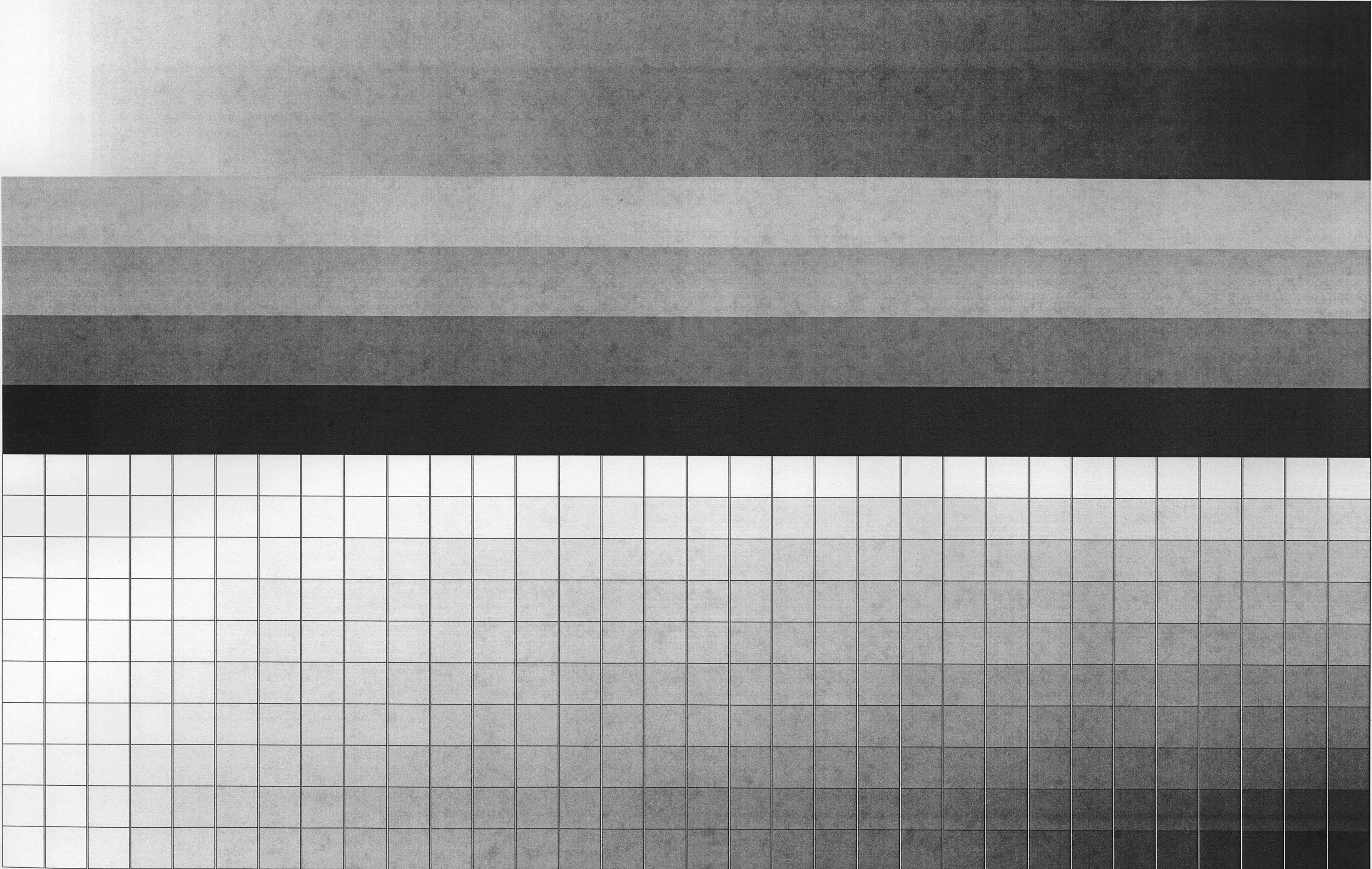 printer test page black - Color Test Page Laser Printer