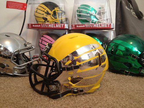 New Riddell Oregon State Beavers Speed Mini Football Helmet
