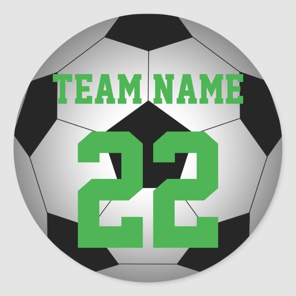 Image of tennis ball on green grass with personalized team ...