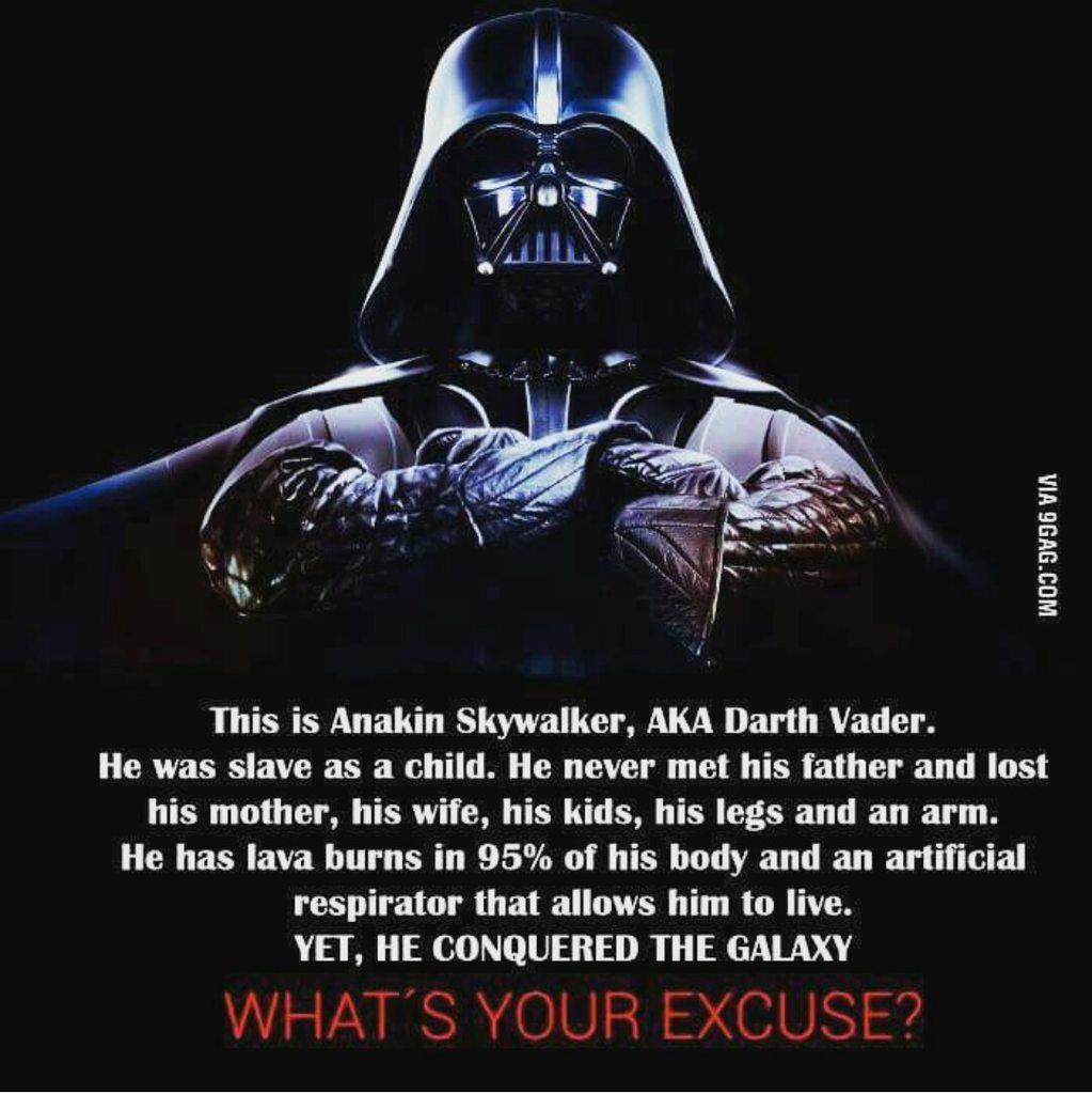 Dark Side Motivational Poster Star Wars Memes Star Wars Facts Star Wars Humor