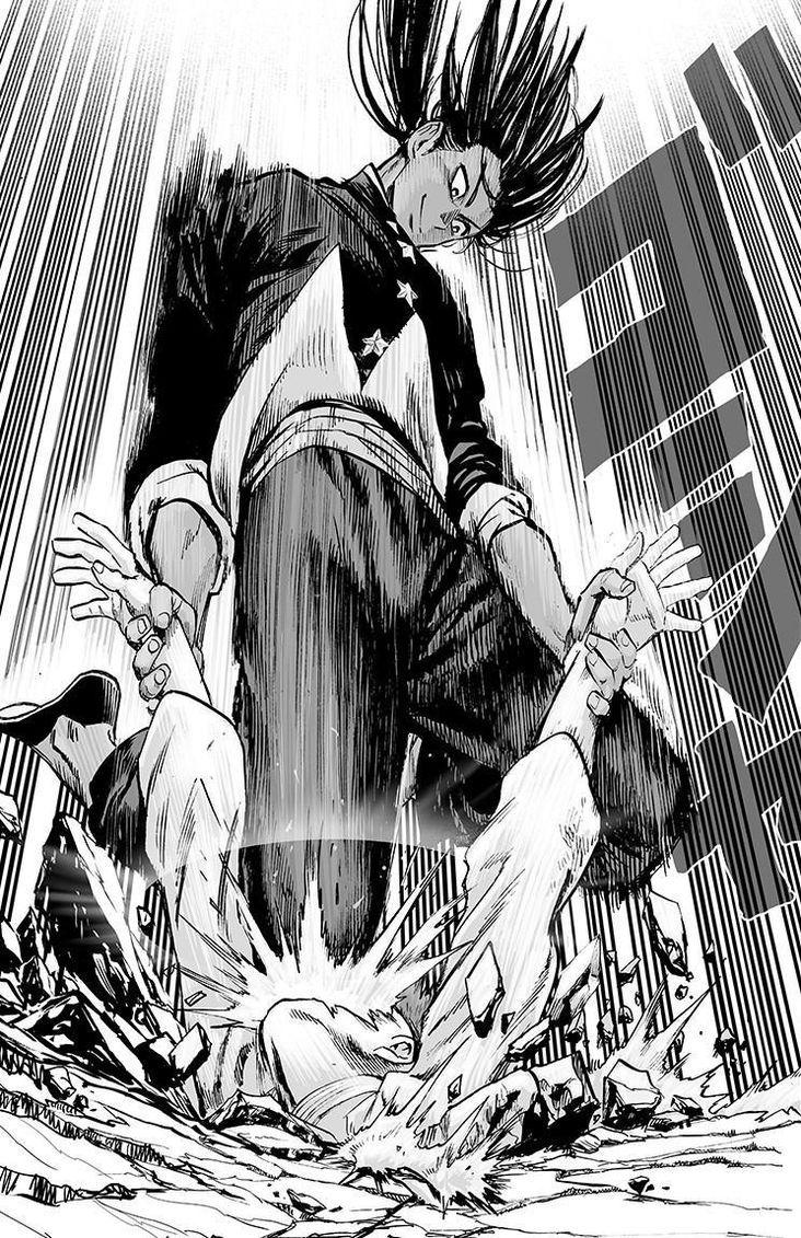 Suiryu One punch man manga, One punch, Anime