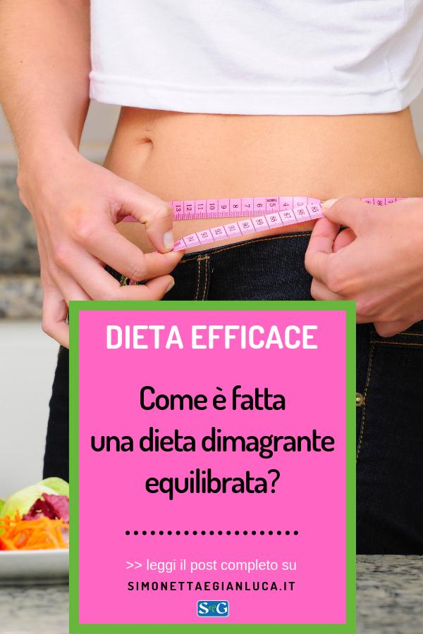 dobbiamo fare per perdere peso