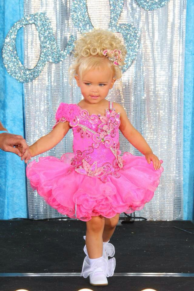 Cinderella Fashions Glitz Pageant Dress  6b0de60f1061