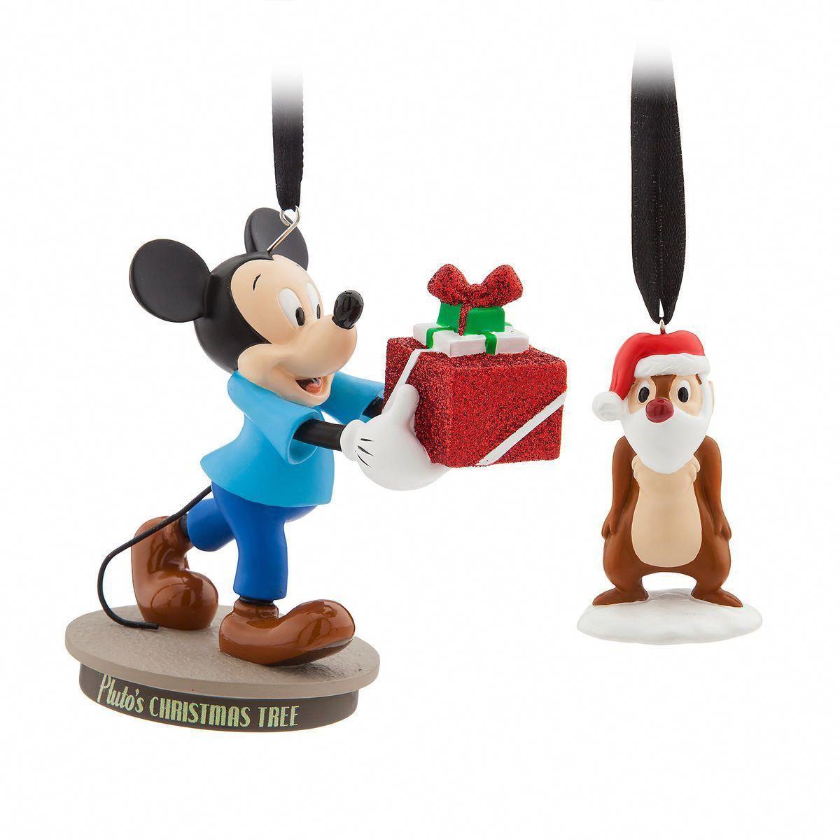 Keepsake Christmas Ornament Hallmark 2010 NEW Two-Gun Mickey Mouse