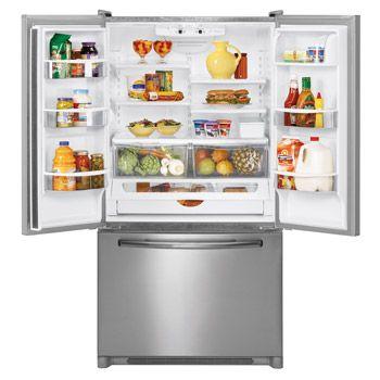 Costco Uk Maytag 5gfc20praa 3 Door Stainless Steel Fridge Freezer