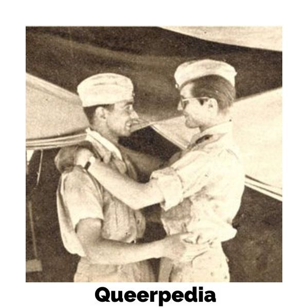 Queerpedia Vintage Queer Love launch edition. Get your free photo book and watch the video series here at www.queerpedia.com #queerpedia #vintagegay #vintagelesbian #vintagequeer #gayhistory #lesbianhistory #queerhistory #gay #lesbian #queer #lgbthistory #lgbt #lgbtq #gaylove #lesbianlove #queerlove #gaypride #rainbowpride #lesbianpride #queerpride #gaycouple #lesbiancouple #queercouple #vintagegaycouple #vintagelesbiancouple #vintagegaywedding