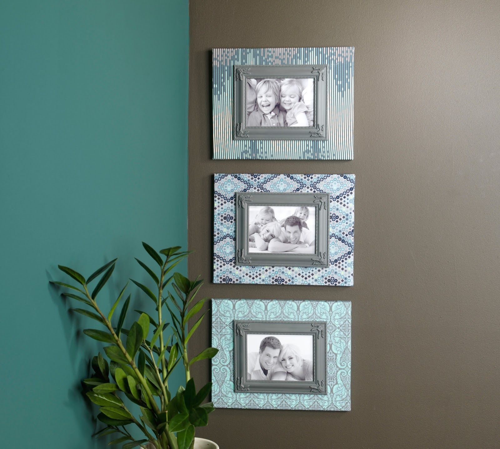 Fabric Frames Craft Warehouse Blog | Crafty things | Pinterest ...