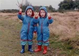 Baby Phelps twins