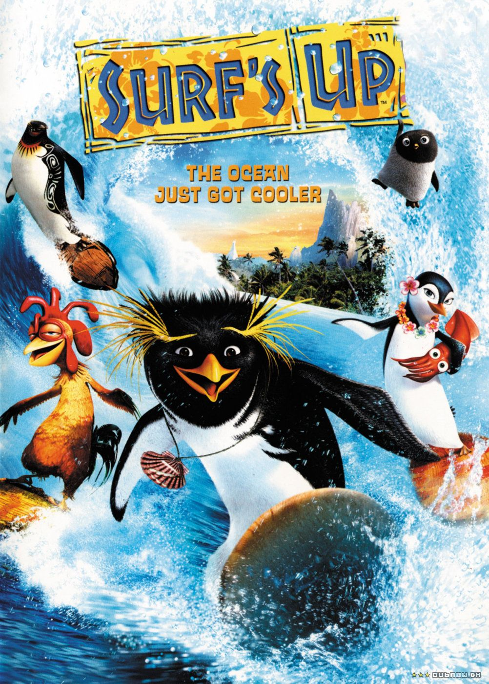 Surf's Up [2007] directed by Ash Brannon and Chris Buck