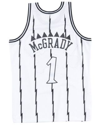 a02e2d5851d Mitchell & Ness Men's Tracy McGrady Toronto Raptors Concord Collection Swingman  Jersey - White/Black XXL