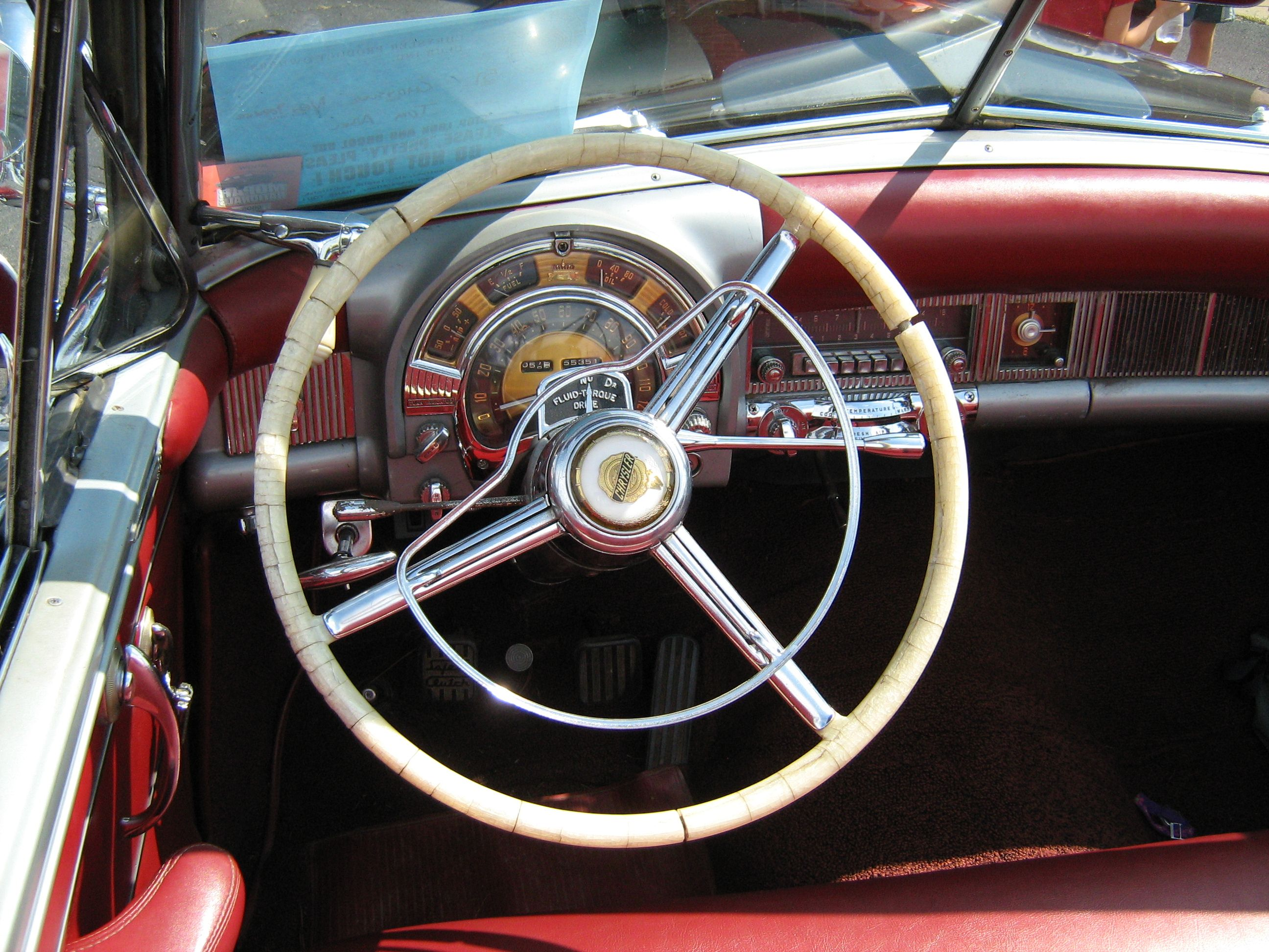 1956 chrysler imperial interior images - 1949 Chrysler Imperial Interior Login Edit