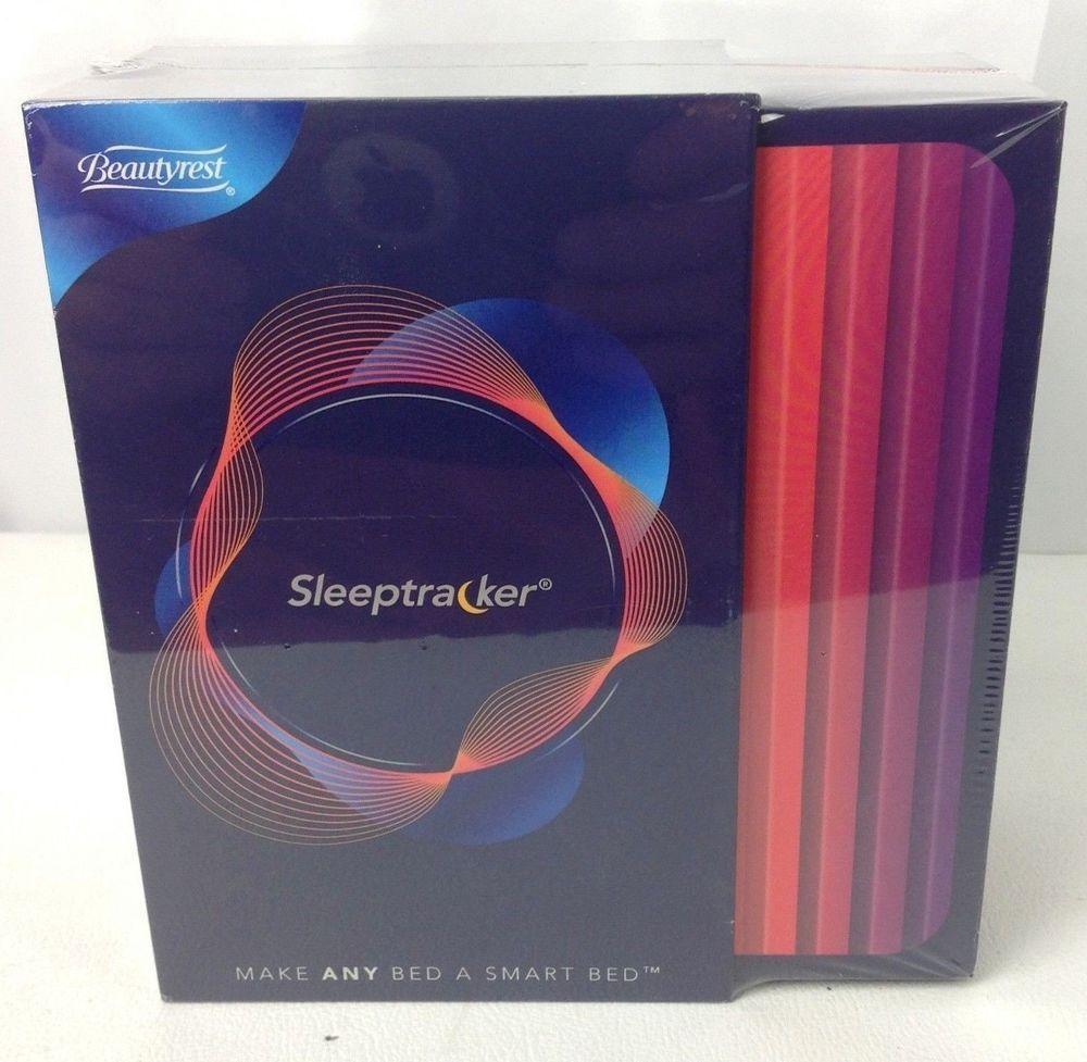 New Simmons Beautyrest Sleeptracker Sleep Tracker Make Any Bed A Smart Bed Simmonsbeautyrest Beautyrest Simmons Beautyrest Smart Bed