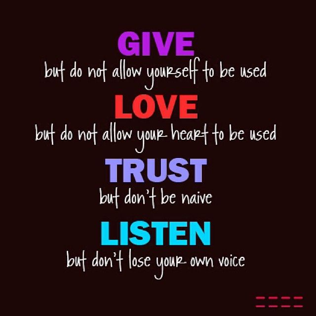 Give Love Trust And Listen Peaceloveworld Truth Peace Quotes Inspirational Quotes Powerful Words