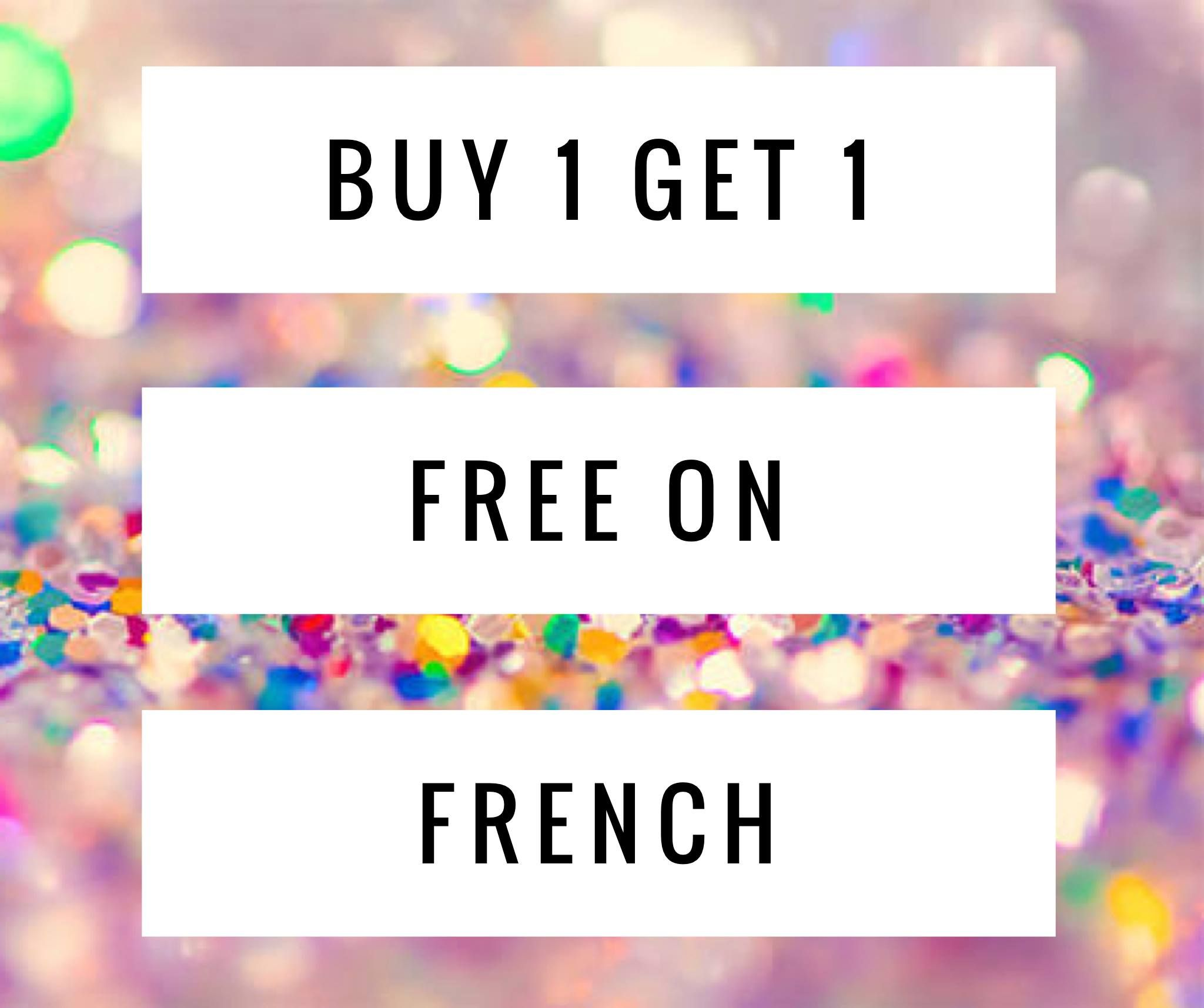 French nail strips....buy 1 get 1 free! | Color Street Nail Strips ...