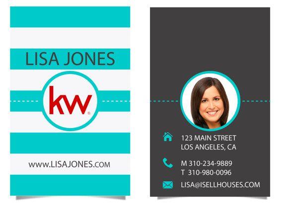 Aqua stripes modern realtor business cards gloss or by ladyluckpr aqua stripes modern realtor business cards gloss or by ladyluckpr reheart Gallery