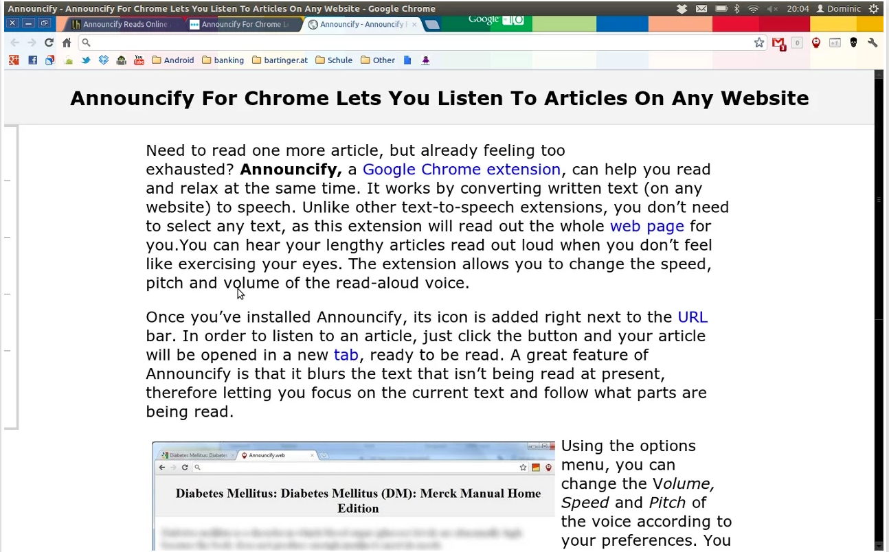 The Best 5 Speech to Text Apps for Your Chrome ~ Educational Technology and Mobile Learning