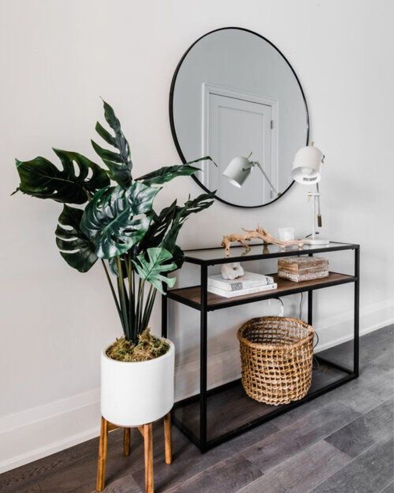 Elevated Indoor Planter - Gold - … curated on LTK