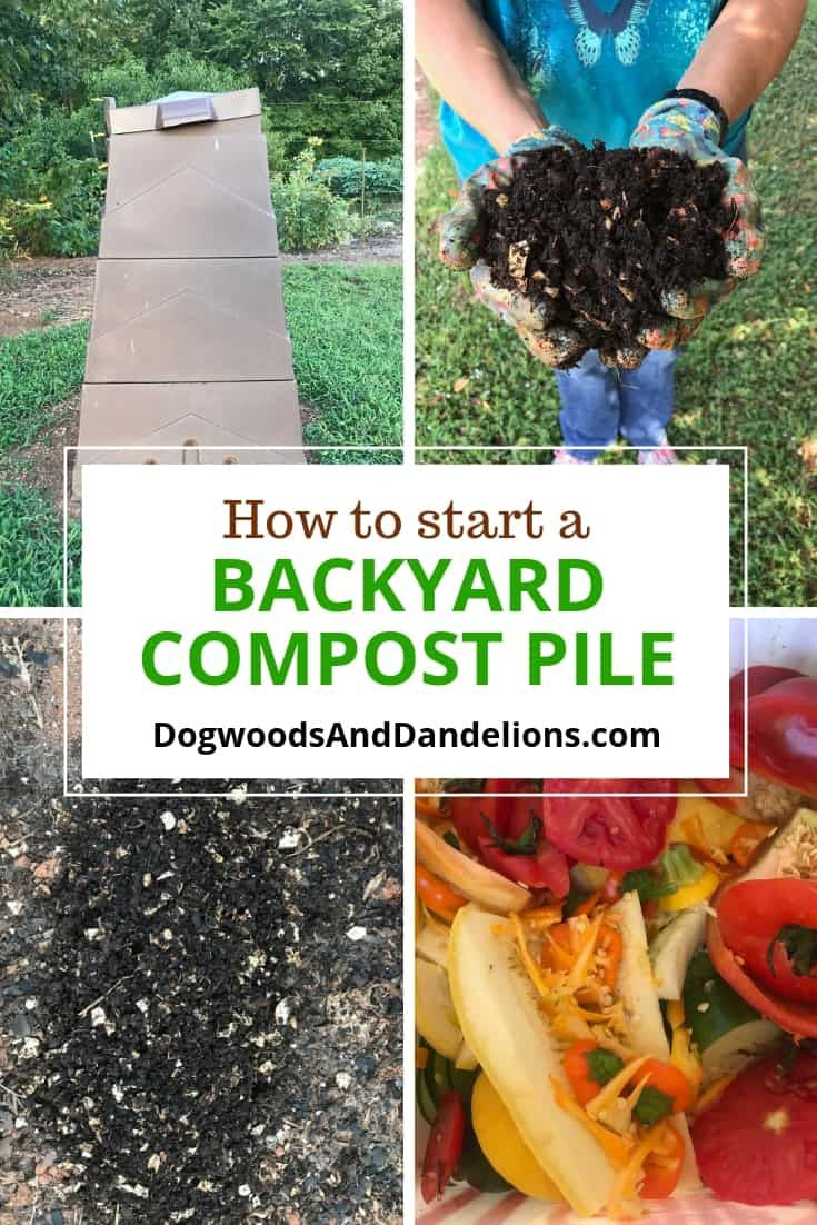 Want to start a backyard compost pile This post shares what you can compost and what not to You can also get a free printable list to hang on your refrigerator