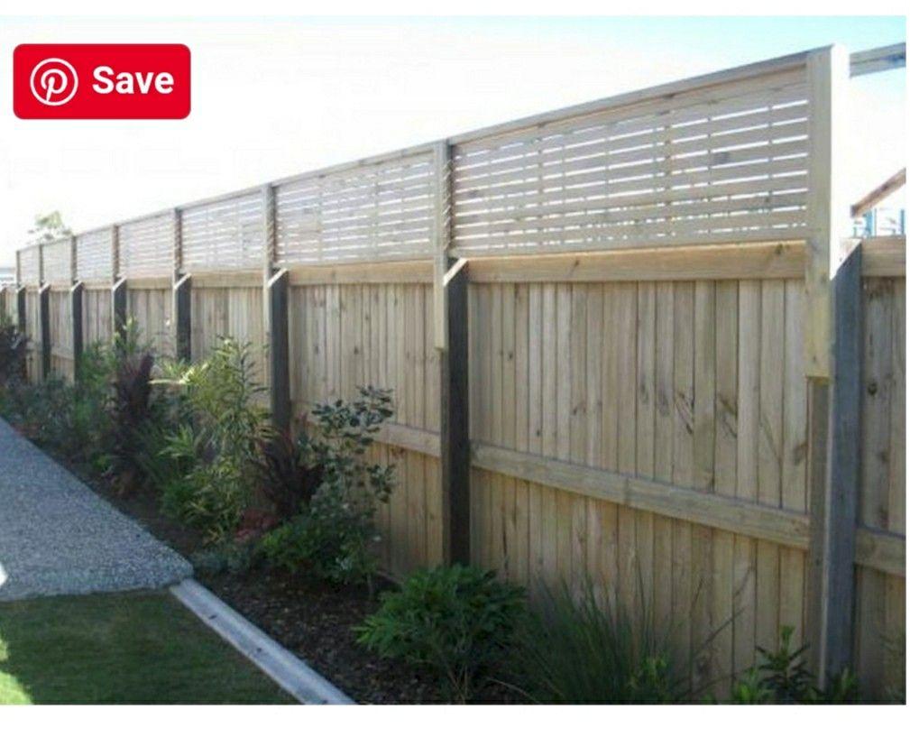 Pin By Carla Finkhaus On Landscaping Fence Design Privacy Fence Designs Backyard Privacy Backyard garden fence ideas