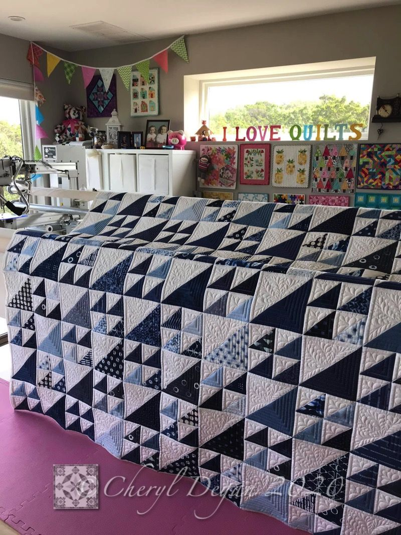 LAL1 The One With Quilter Cheryl Degan as Our Guest of