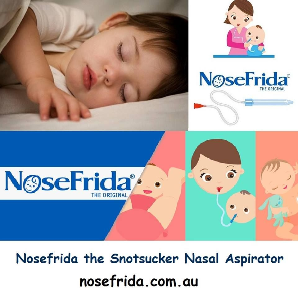 how to use nose frida with saline on newborn