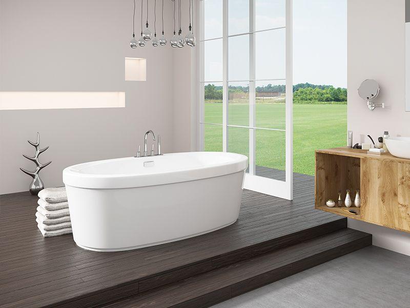 Brooke Acrylic Free Standing Free Standing Bath Bathroom Remodel Master Free Standing Tub