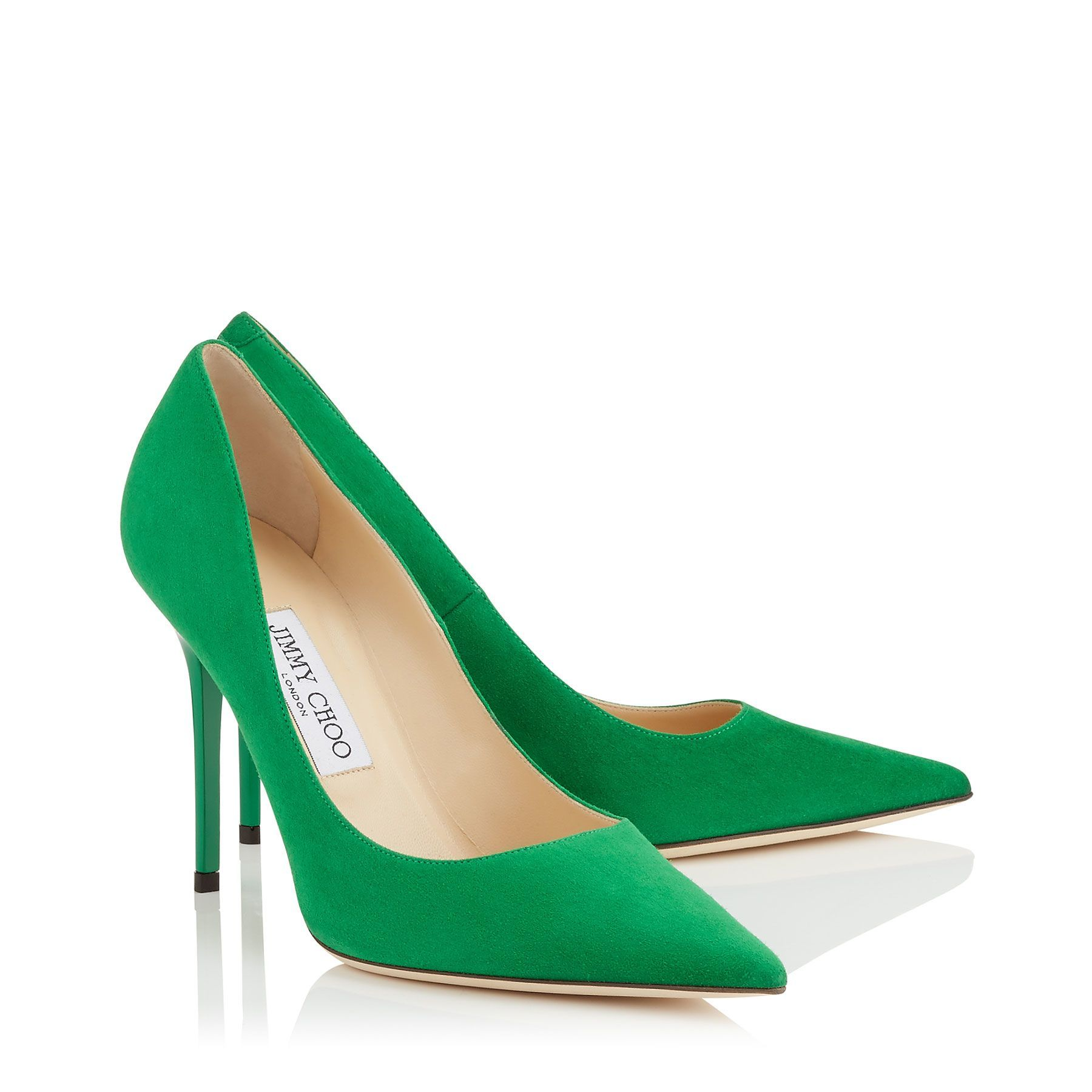 Kew Suede Pointy Toe Pumps | Abel | Pre Fall 15 | JIMMY CHOO Shoes