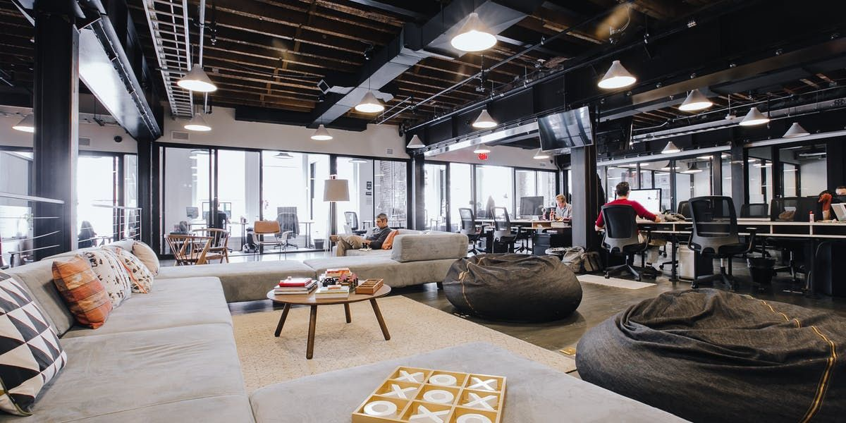 Flexible Plans Conference Rooms High Speed Internet And Tons Of Other Great Amenities Prices Start At Office Space Inspiration Coworking Office Interiors