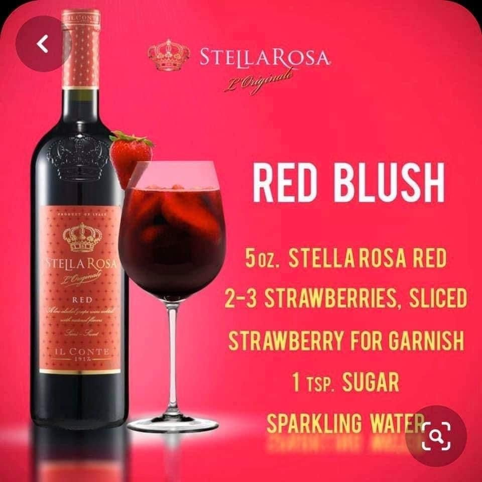 Pin By Amber Ra Shun On Drinks In 2020 Stella Rosa Wine Wine Mixed Drinks Stella Rosa Wine Recipes