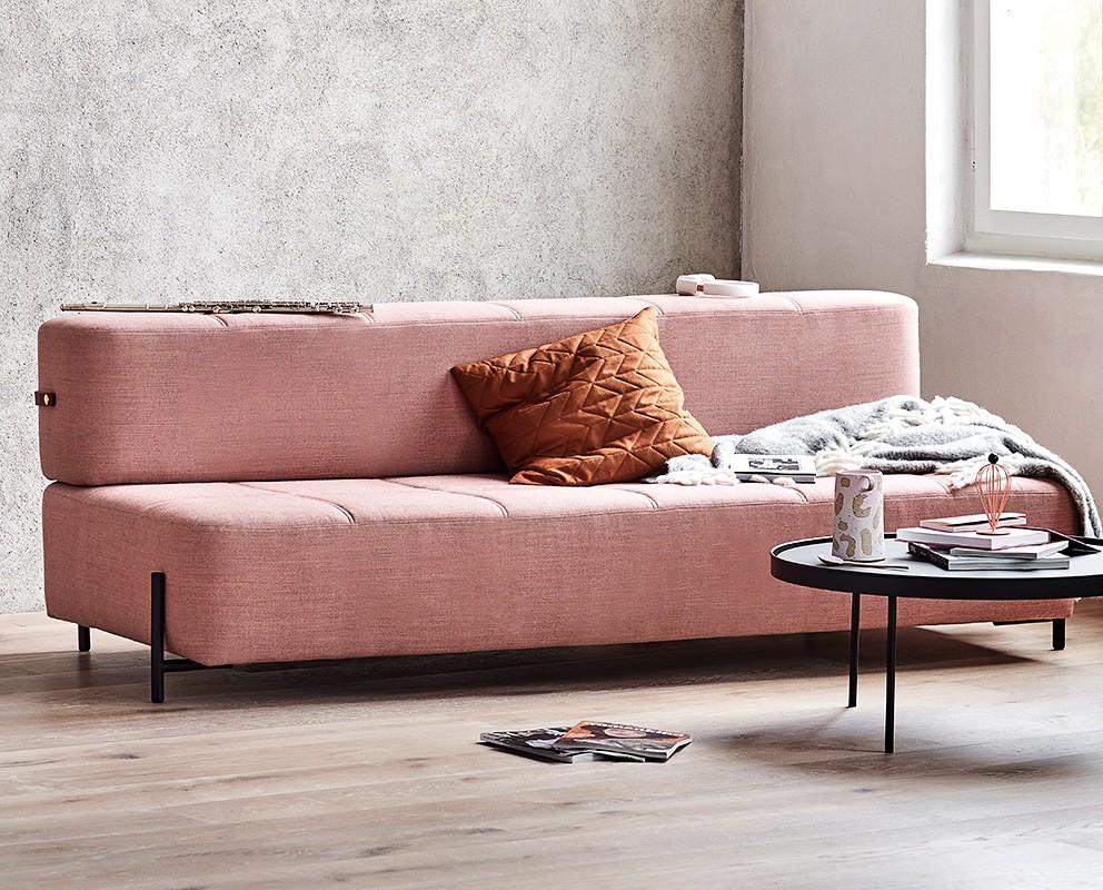 Altrosa Zarte Trendfarbe Wohnen Wohnzimmer Einrichten